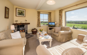 West Lodge, Bee Hill Holiday Cottages, Northumberland